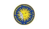 Francisk Skorina Gomel State University logo
