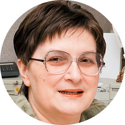 Evgeniya Bukharova