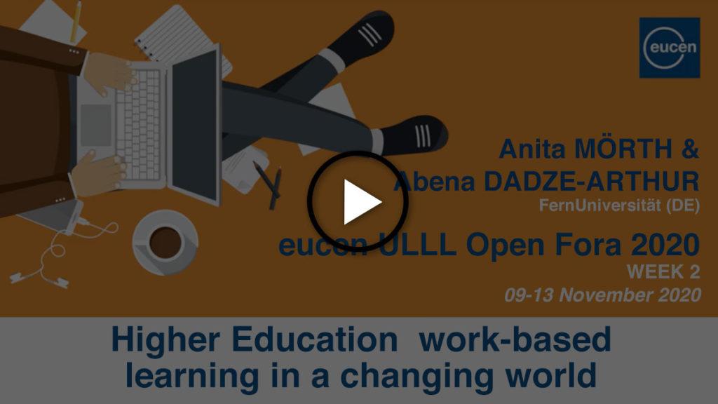 Anita MÖRTH and Abena DADZE-ARTHUR, FernUniversität (DE)