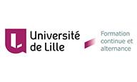 University de Lille logo